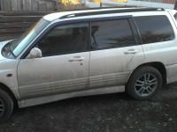 Замена тормозных колодок на Subaru Forester